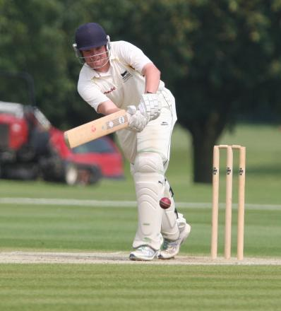 Curtly Slatter is available to play for Tew in Sunday's Davidstow Village Cup clash at home to Cumnor