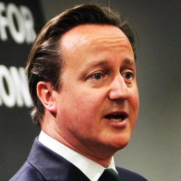 Witney Gazette: David Cameron
