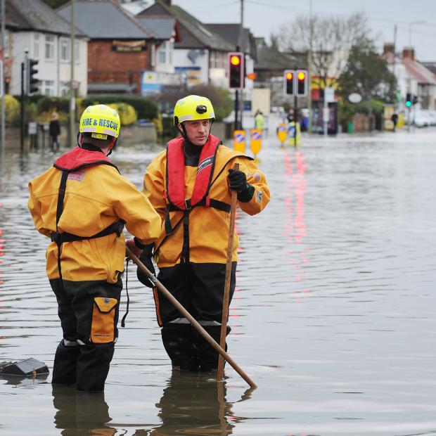 Witney Gazette: County dips toe into water over flooding cost website