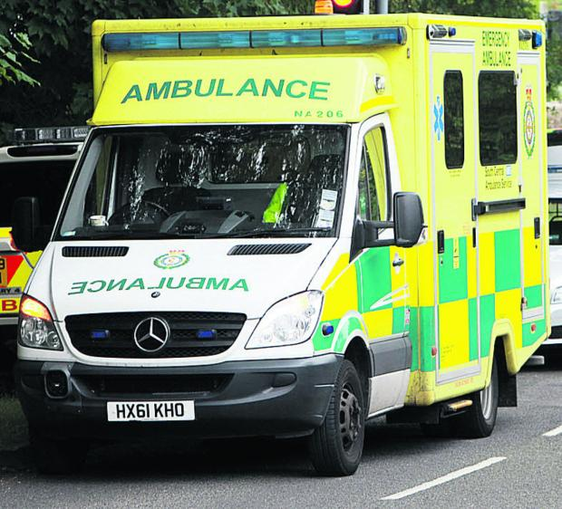 Extra ambulances will enter service in Oxfordshire this month