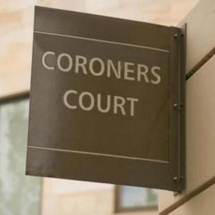Coroner records death through natural causes