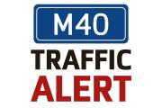 M40 queues stretch to Watlington after crash