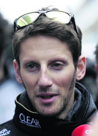 Romain Grosjean is hoping the summer break will pay off