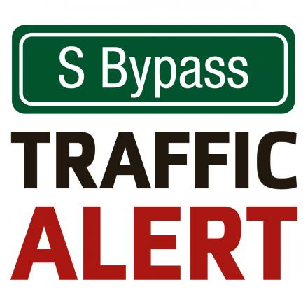 Delays after crash on the southern bypass