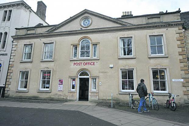 The Witney Post Office