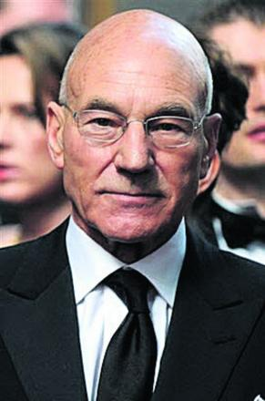 Sir Patrick moos like a cow for Americans