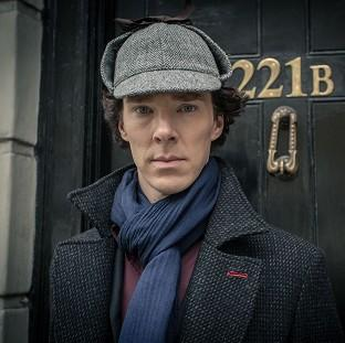 Witney Gazette: Benedict Cumberbatch's real-life parents were cast in Sherlock.