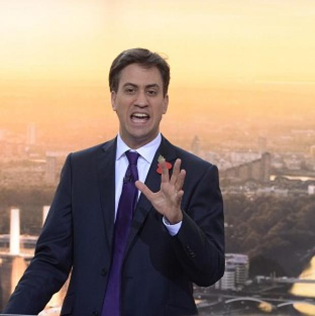 "Witney Gazette: Ed Miliband has been urged to refrain from using ""mantras"" like ""One Nation""."