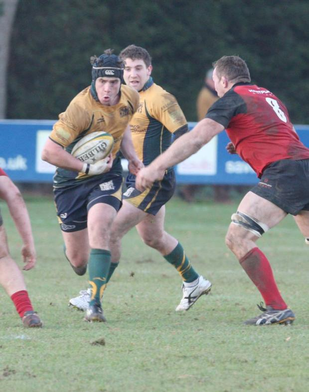 Witney Gazette: Liam Dwyer moves from hooker to lock for Henley