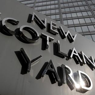 Scotland Yard says the arrests were intelligence led