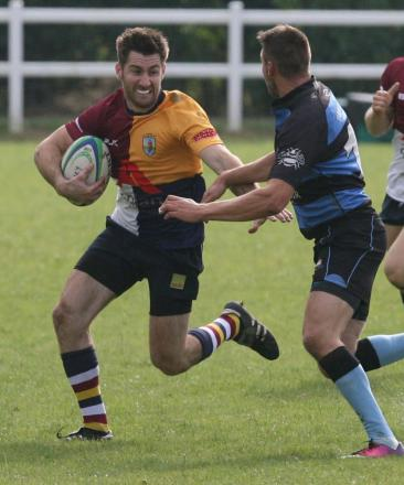 Oxford Harlequins centre Adam Walsh will miss their trip to Swindo