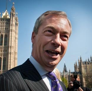 Witney Gazette: Ukip leader Nigel Farage has pledged a clearout of the 'barmy' element in his party