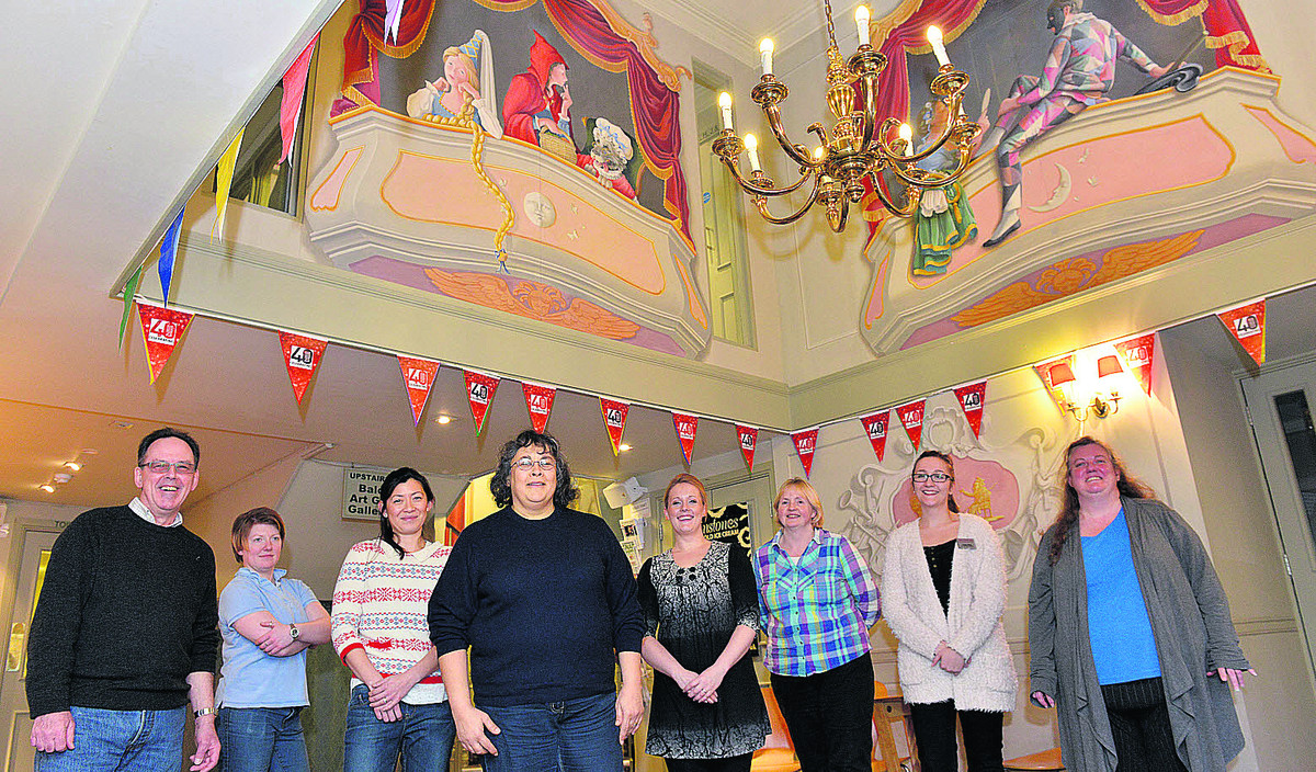 Celebrating 40 years of Chipping Norton Theatre
