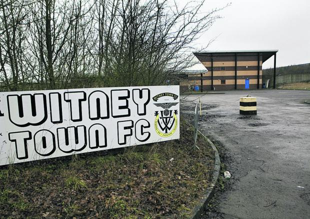 Witney Community Stadium has stood empty since Witney Town folded last year