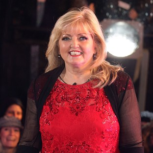 Linda Nolan is evicted from the Celebrity Big Brother house to boos from the crowd