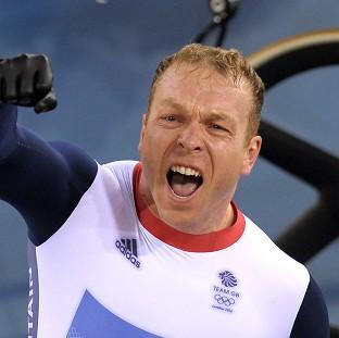 Witney Gazette: Sir Chris Hoy is gearing up for a slot with celebrities on Who Wants To Be A Millionaire?