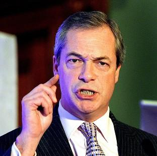 Ukip leader Nigel Farage says the party has attracted the wrong sort of people