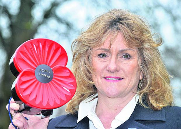 Witney Gazette: Laura Towell is the new Oxfordshire Royal British Legion fundraiser