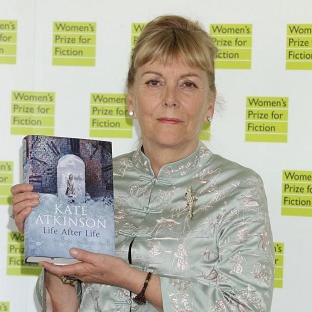 Witney Gazette: Kate Atkinson is the favourite among five authors shortlisted for the Costa Prize