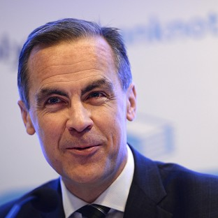 Governor warning on sterling risks