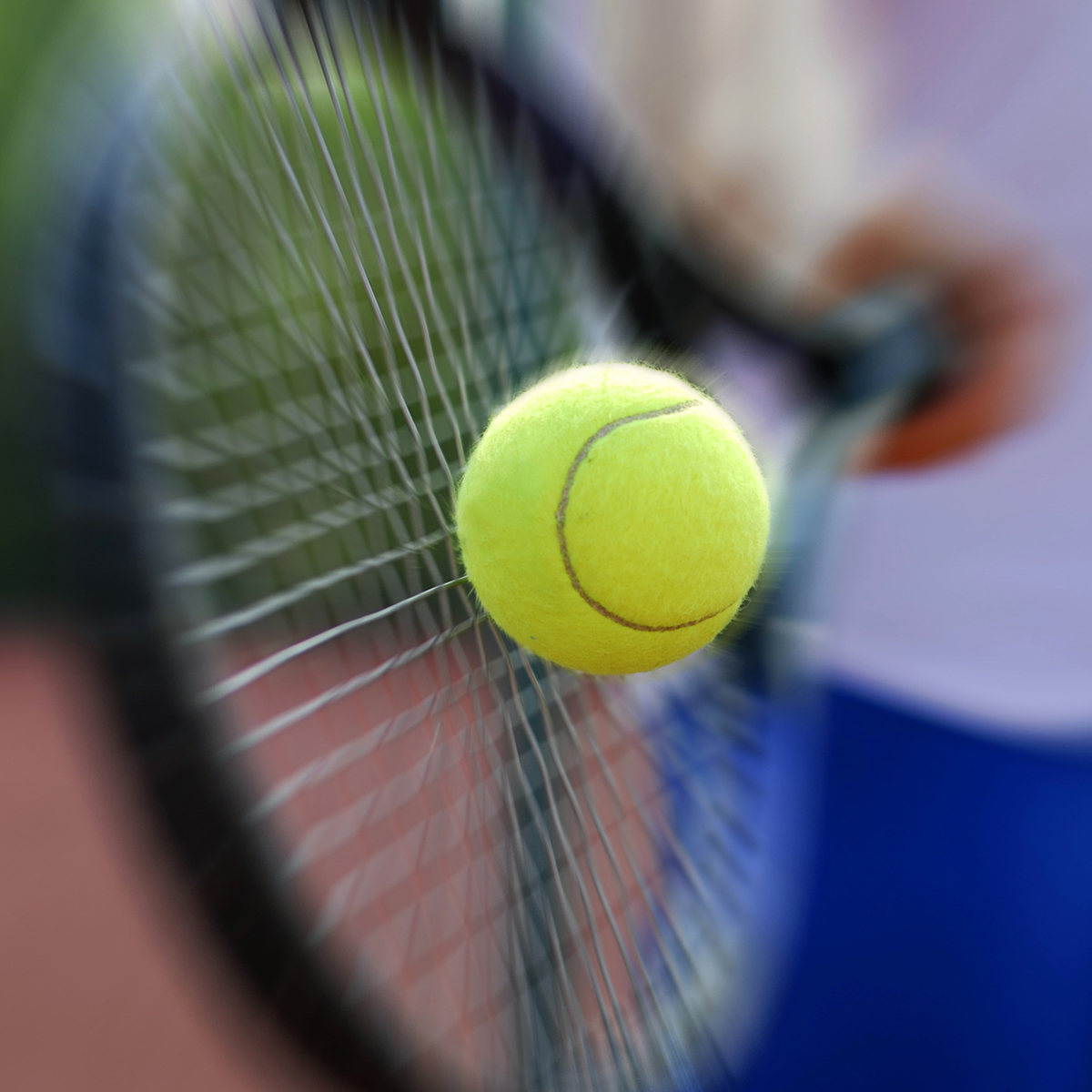TENNIS: Open day puts seal on courts revamp