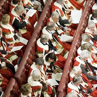 Witney Gazette: The House of Lords voted to block the referendum Bill