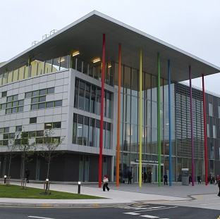 The baby died at Manchester Children's Hospital.
