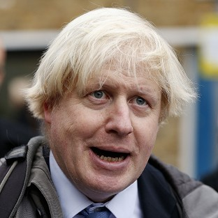 Mayor of London Boris Johnson has accused union boss Bob Crow of trying to hold the capital to ransom