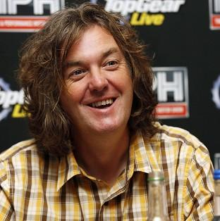 Witney Gazette: Top Gear's James May is visiting troops in Afghanistan for a film about the military vehicles used by the forces