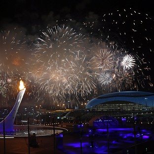 Spectacular start to Sochi Games