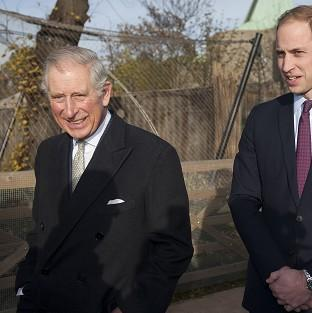 Witney Gazette: Charles and William have joined forces to back a campaign against illegal wildlife trade