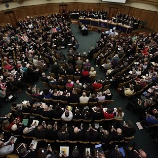 The Church of England's General Synod is to vote on a fast-track scheme f