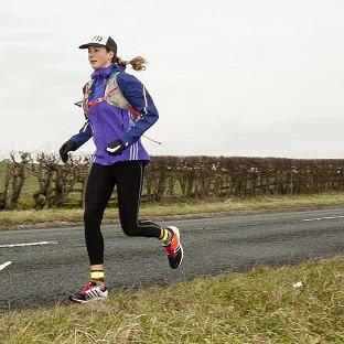 Susie Stephen is aiming to run, cycle and travel by pass