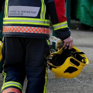 Witney Gazette: A firefighter has died while on duty in a flood-hit town