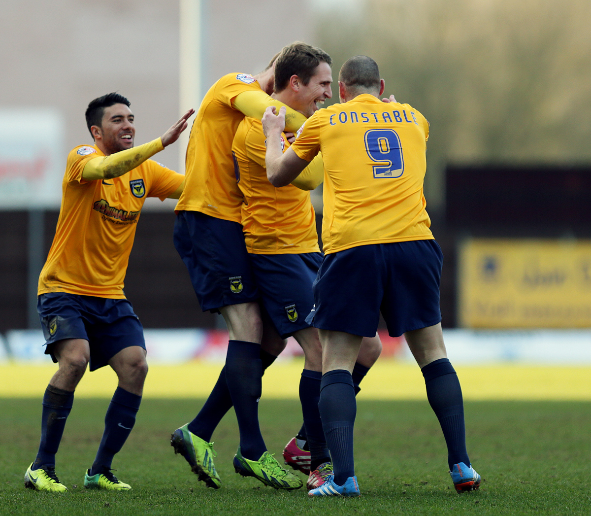 Oxford Utd 3, Mansfield Town 0 + match highlights video