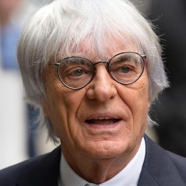 Witney Gazette: Bernie Ecclestone has won a multimillion-pound High Court fight with a German media company