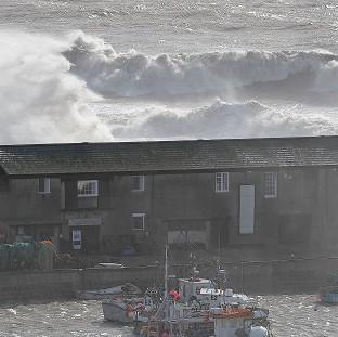Coasts and seaside communities are at risk from the changing climate, says the National Trust