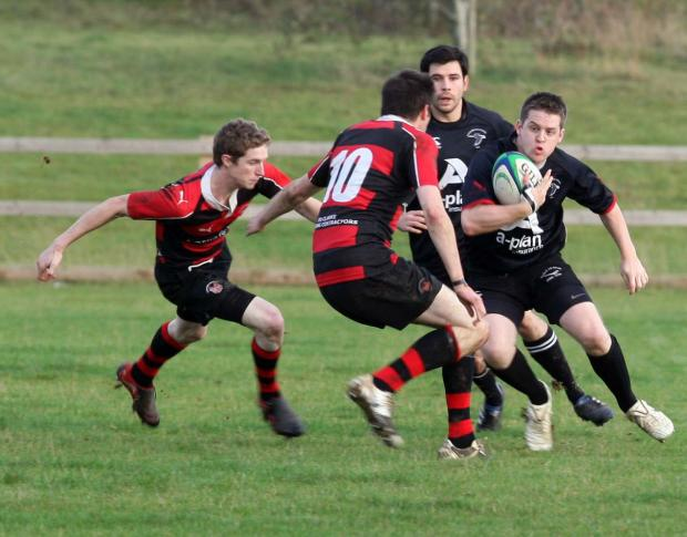 Witney Gazette: Tim Ellis scored 20 points for Gosford