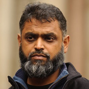 Moazzam Begg is among four people arrested on suspicion of Syria-related terrorism offences