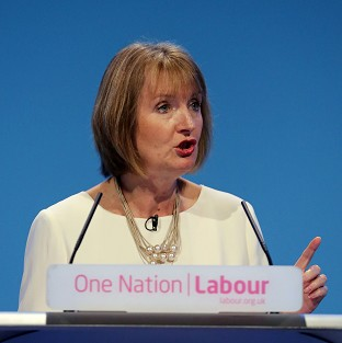 Harriet Harman has been under fire over links a civil rights organisation she worked for in the 1970s had with PIE