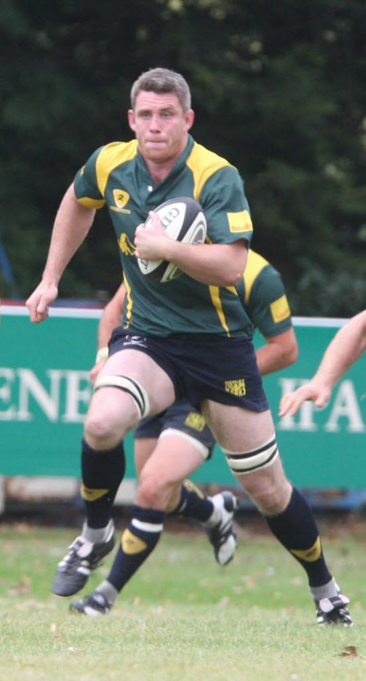 Matt Payne returns from injury for Henley Hawks tomorrow