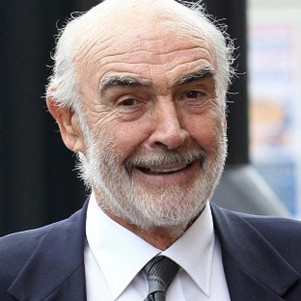 Witney Gazette: Sir Sean Connery said a vote in favour of leaving the UK in September's referendum would 'capture the world's attention'