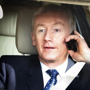 Fred Goodwin is the former chief executive of the Royal Bank of Scotland.