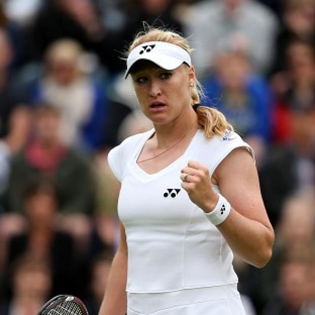 Witney Gazette: Elena Baltacha has been diagnosed with cancer of the liver