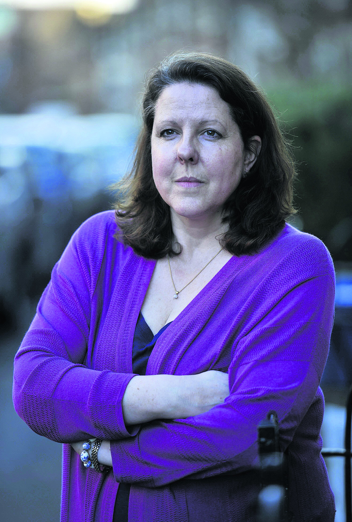 Cathie Wood, from North Oxford, wants an apology over her brother Mark's death