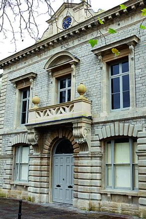 MEETING: The future of Witney's Corn Exchange was being discussed