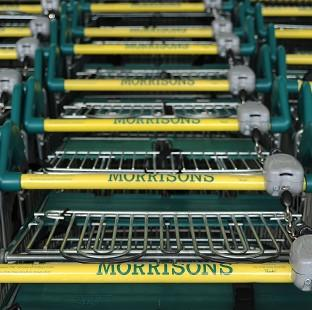 Witney Gazette: Morrisons has posted an annual loss of �176 million