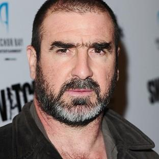 Witney Gazette: Eric Cantona, the former Manchester United star, was arrested in London