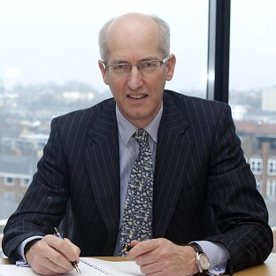 Sir David Higgins is calling for all-party support for the HS2 rail link