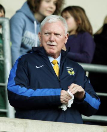 U's chairman Ian Lenagan won't be rushed into making a decision on the new manager